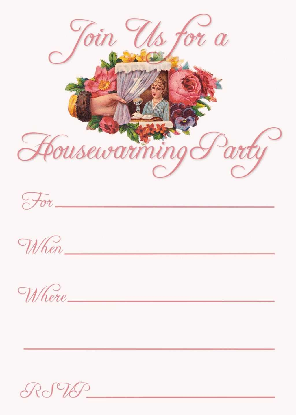 001 Housewarming Party Invitations Templates Template Ideas With Free Housewarming Invitation Card Template