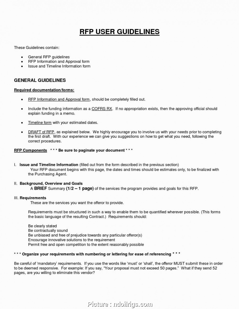 002 Business Proposal Template For Funding Pdf Ideas For Funding Proposal Template