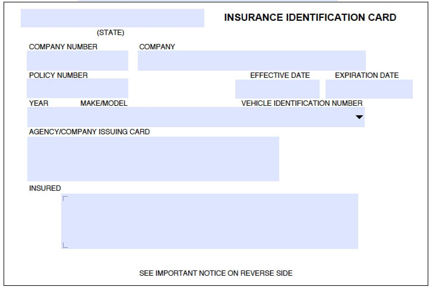 002 Fake Proof Of Insurance Templates Template Ideas Auto Id With Fake Proof Of Insurance Templates