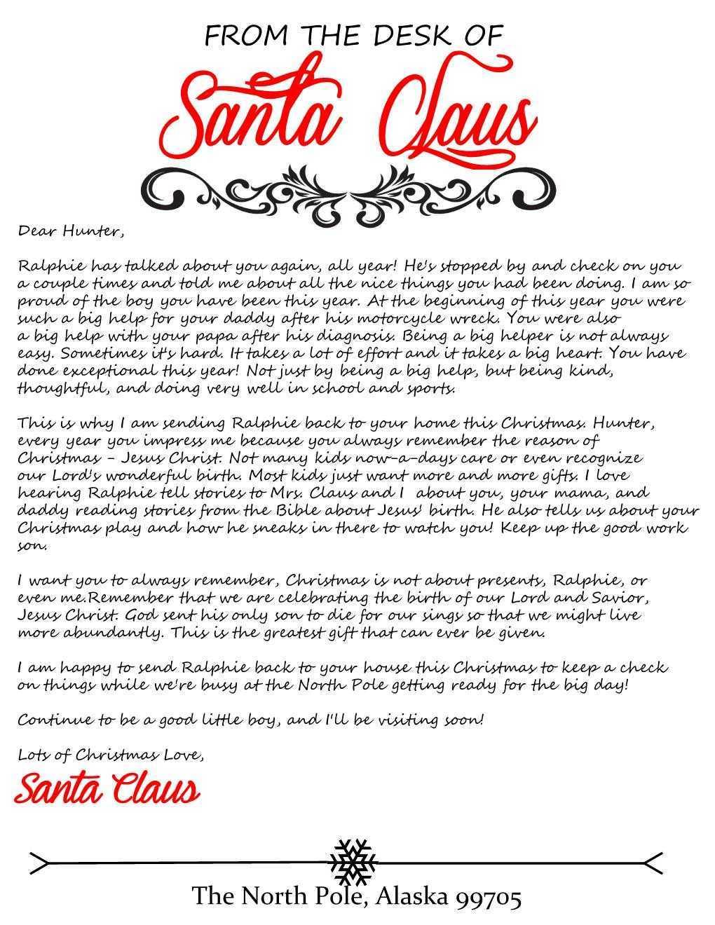002 Santa2Bletter2B252812529 Template Ideas Elf On The Shelf For Elf On The Shelf Letter From Santa Template