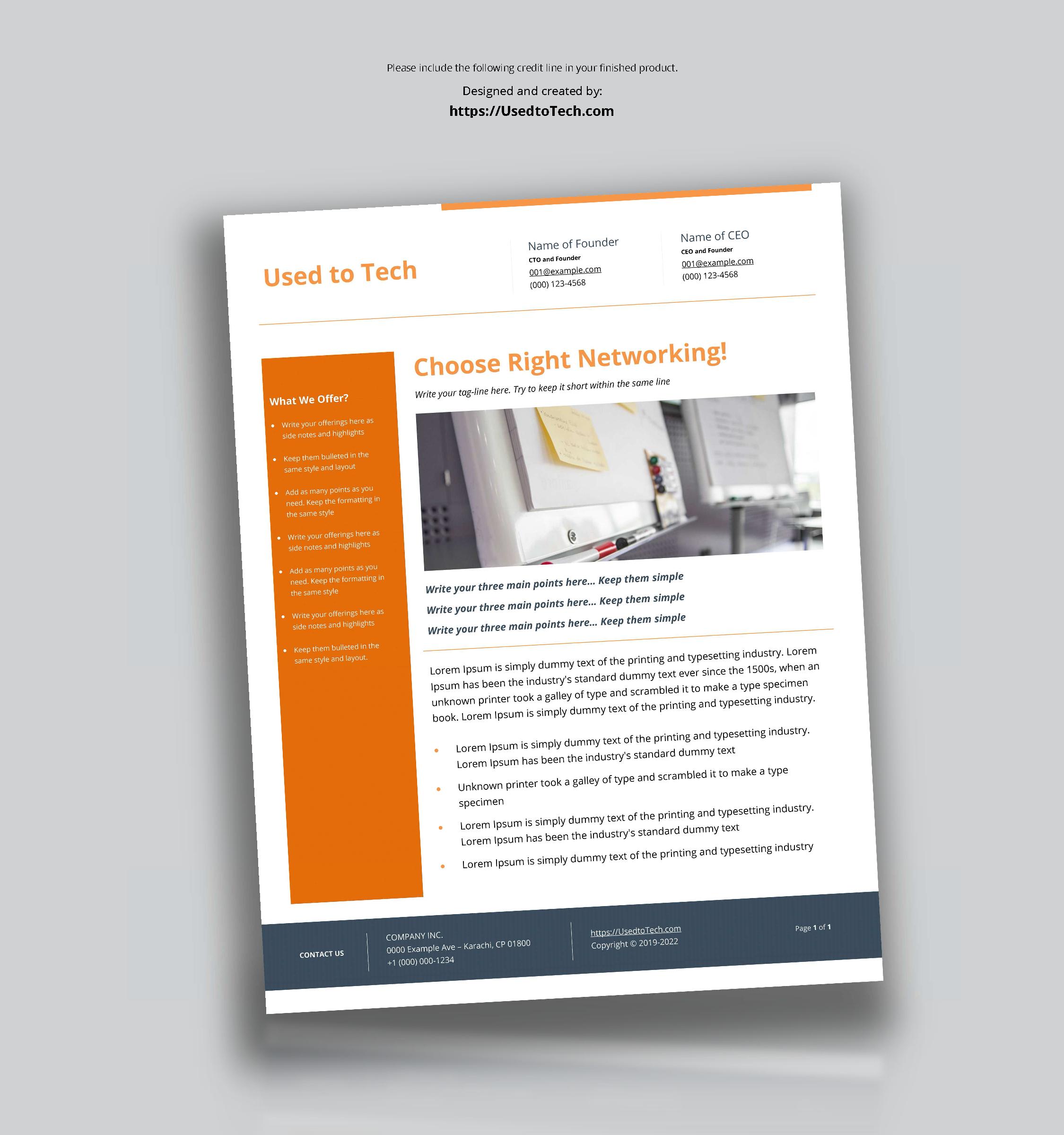 003 Flyer Design Template Header Free Templates For Flyers Throughout Free Templates For Flyers Microsoft Word