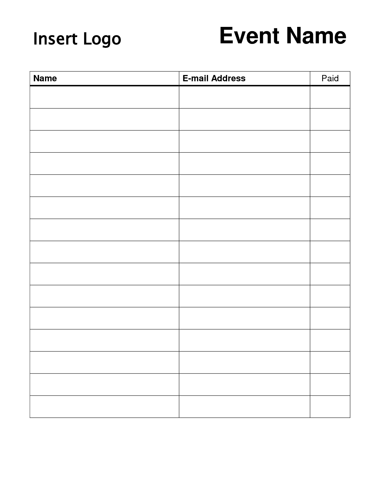 003 Template Ideas Event Sign In Sheet Top Excel Up ~ Thealmanac Regarding Event Sign In Sheet Template