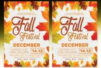 003 Template Ideas Fall Festival Flyer Templates Preview within Fall Festival Flyer Templates Free
