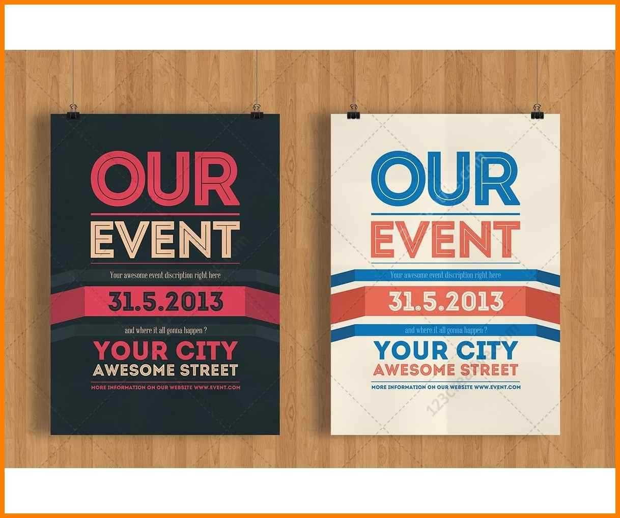 005 Free Event Flyer Templates Word Flyers Template Gse For Free Event Flyer Templates Word
