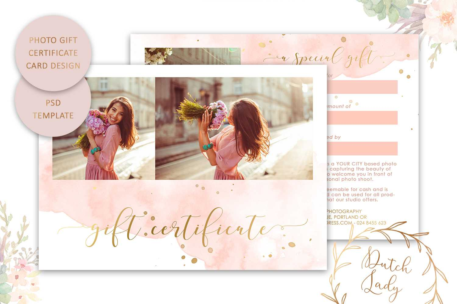 008 Template Ideas Photo Gift Card Photography Stirring With Regard To Free Photography Gift Certificate Template