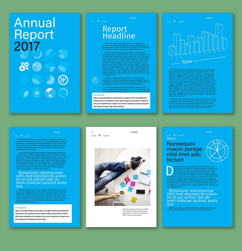 013 Free Indesign Report Templates Download Template Ideas Pertaining To Free Indesign Report Templates