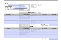 013 Template Ideas Credit Card Invoice Unusual Receipt Word throughout Credit Card Bill Template