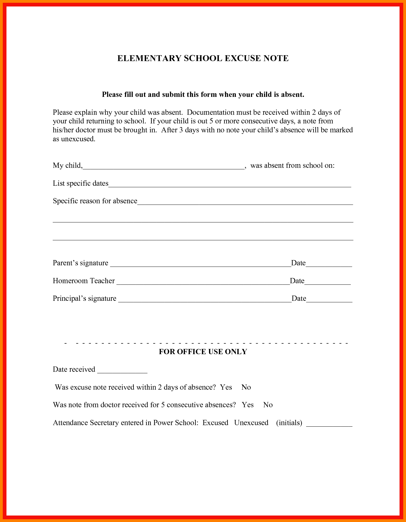 014 Doctor Excuse Letters For Work Template Ideas Dental Intended For Dentist Note For School Template