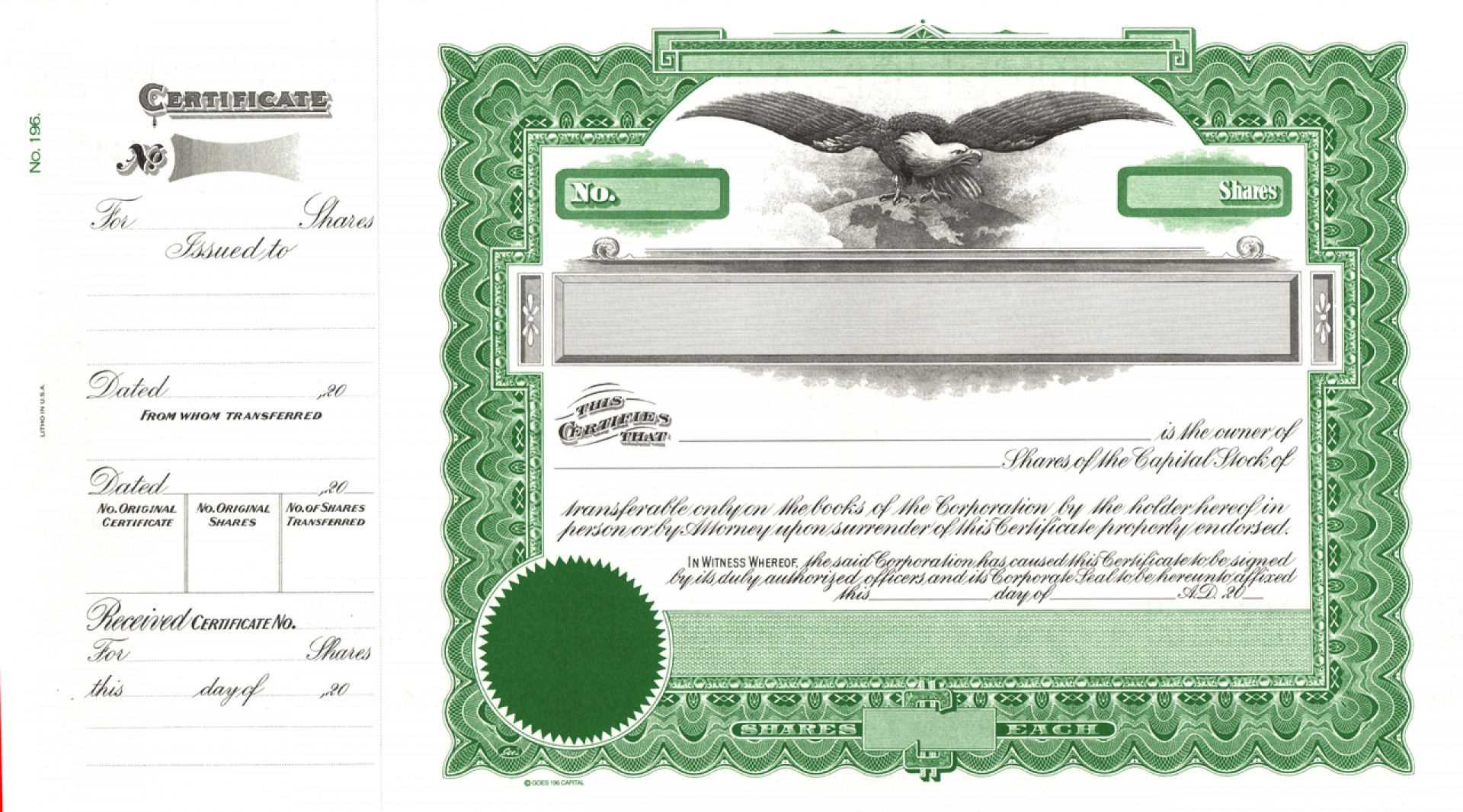 014 Free Stock Certificate Template Ideas Microsoft Word With Regard To Free Stock Certificate Template Download