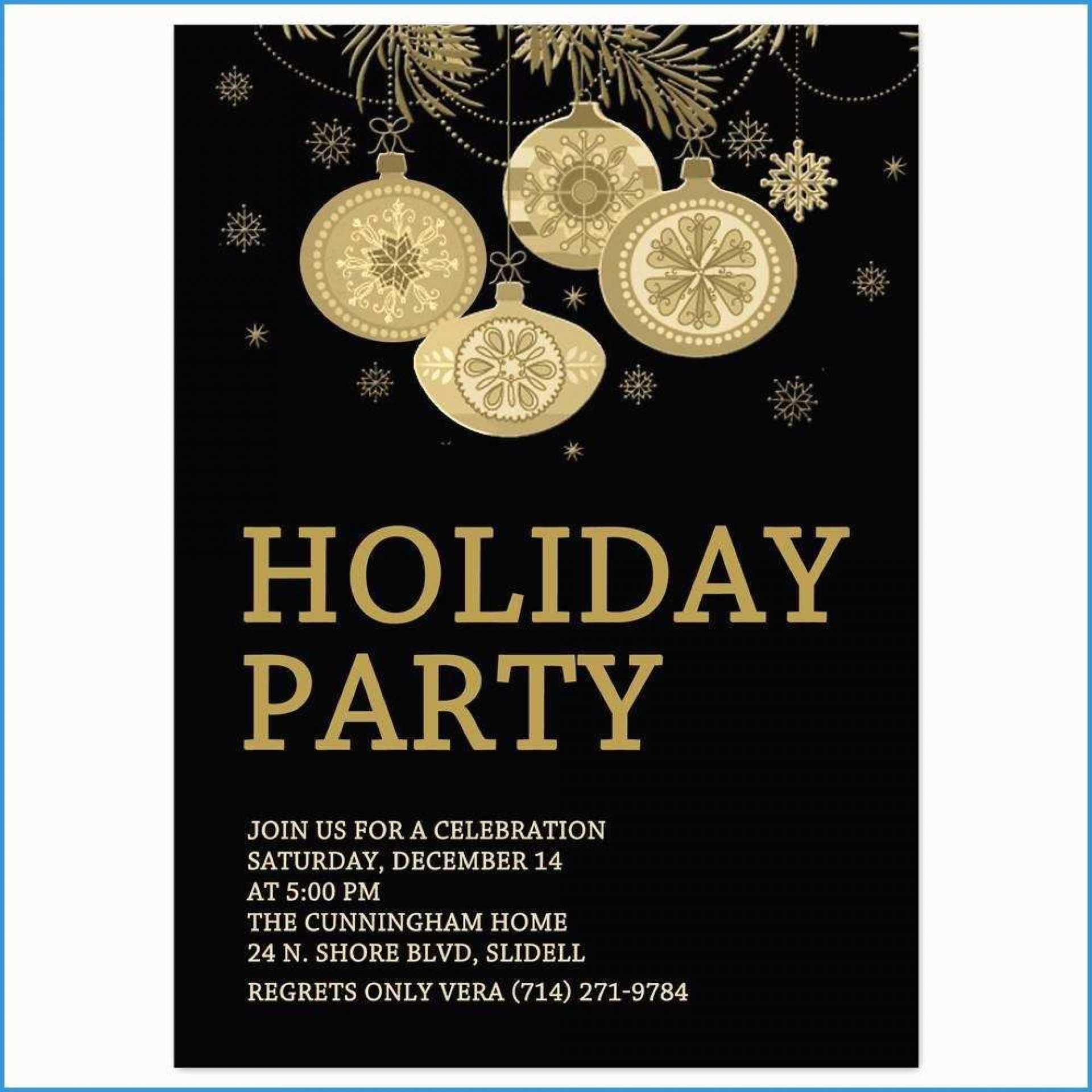017 Template Ideas Christmas Party Flyer Templates Free Word In Free Christmas Party Flyer Templates