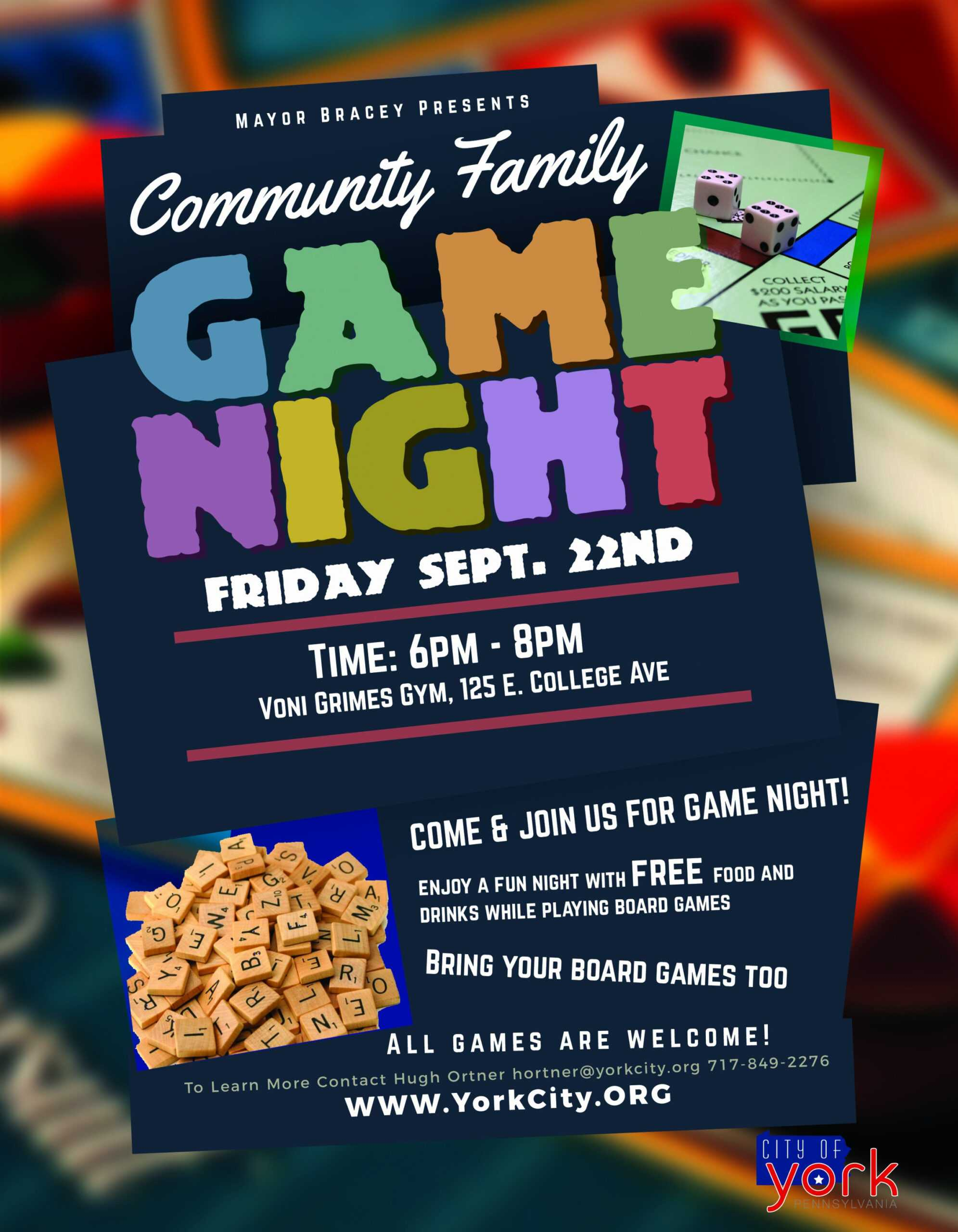019 Template Ideas Game Night Staggering Flyer Family Free For Family Night Flyer Template
