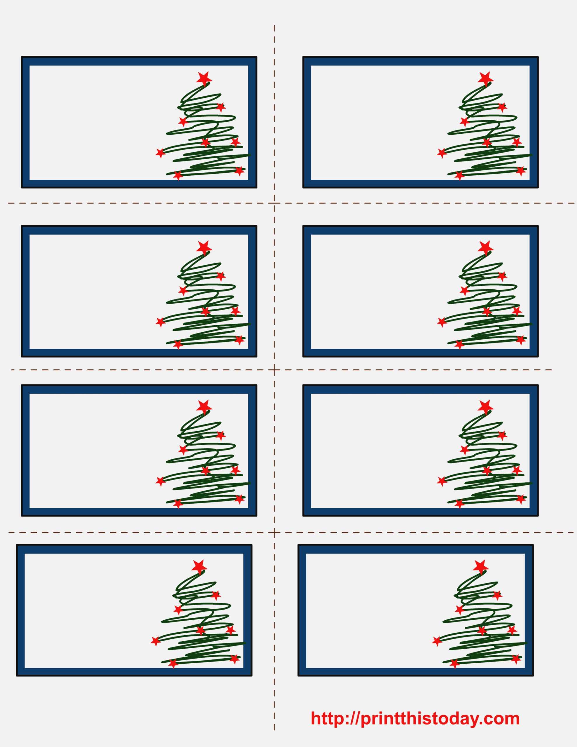 024 Christmas Label Templates Bravebtr Return Address Labels Within Christmas Address Labels Template