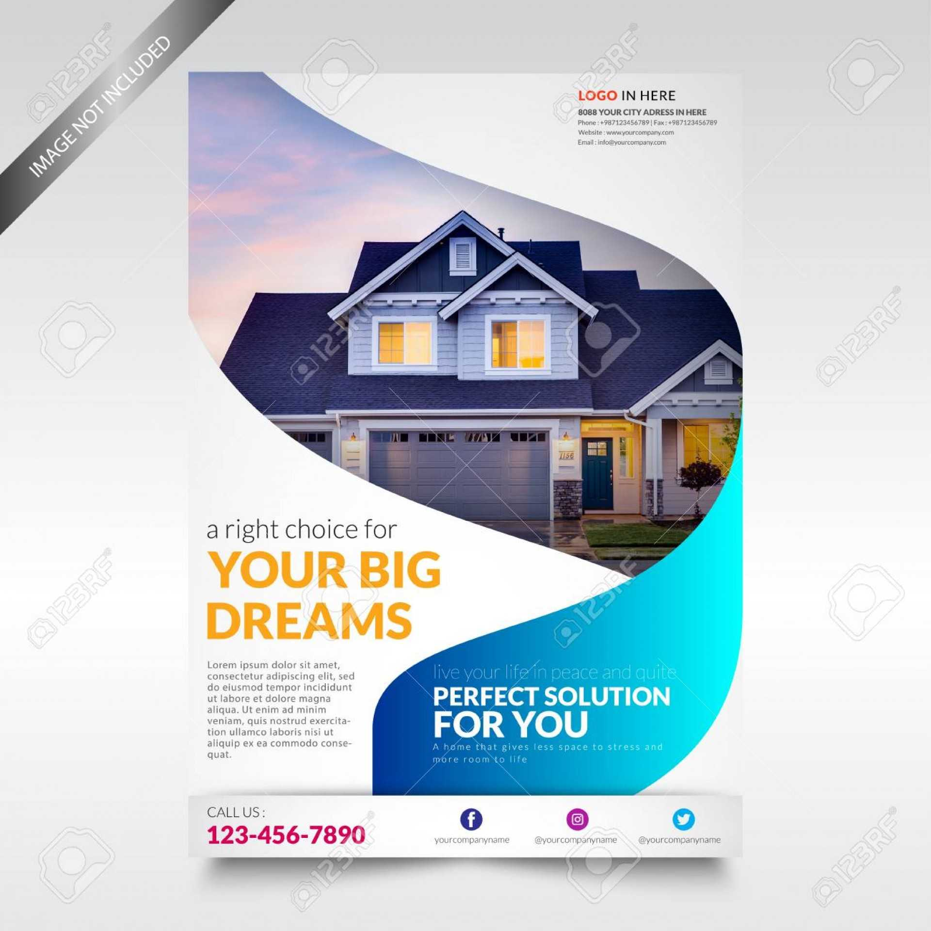 025 Word Image Free Real Estate Flyer Templates For Sale Inside For Sale By Owner Flyer Template