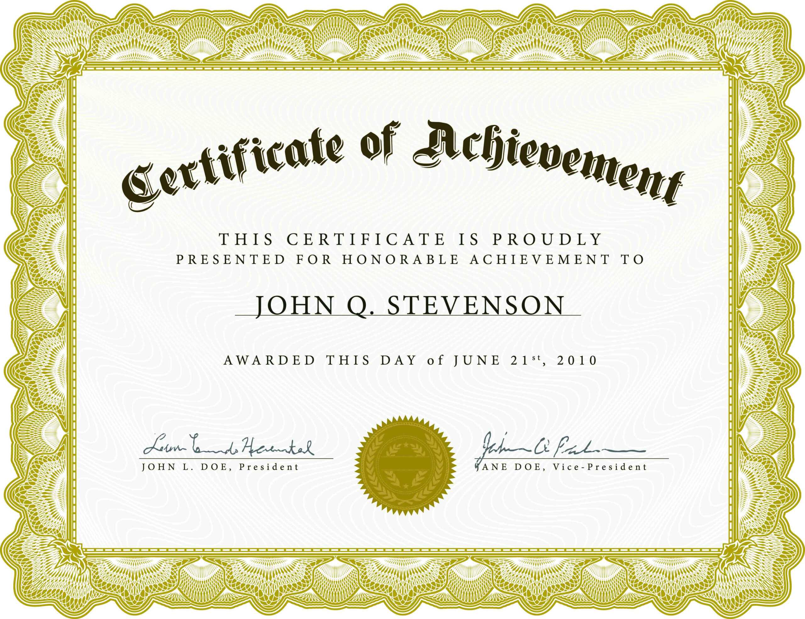 028 Microsoft Word Certificate Template Download Ideas Of Within Downloadable Certificate Templates For Microsoft Word