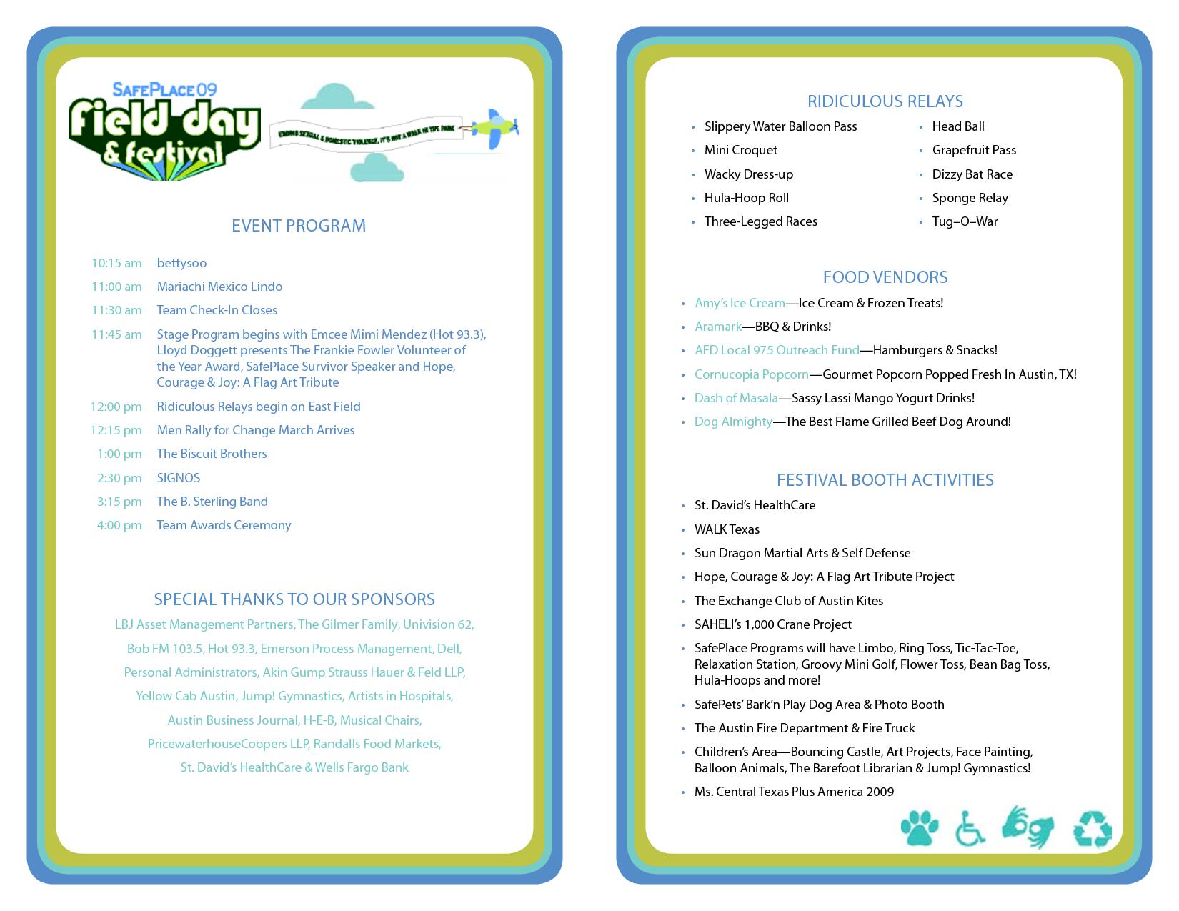 029 Sample Event Program Template 1926 Free Printable Regarding Free Event Program Templates Word