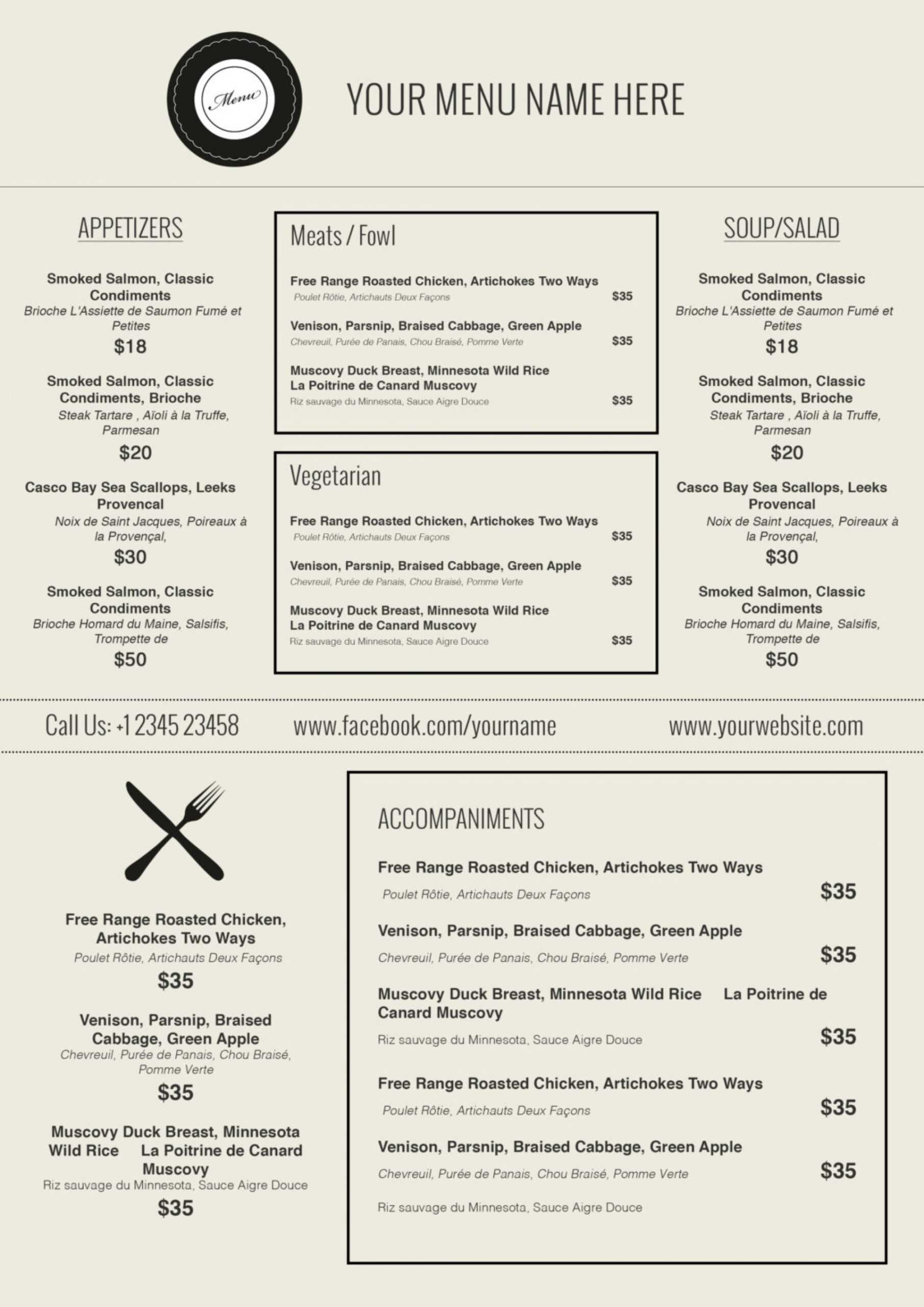 033 Microsoft Word Menu Templates Free Template Ideas How To Within Free Cafe Menu Templates For Word