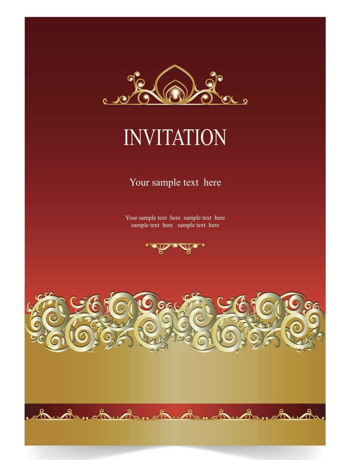 039 Retirement Farewell Party Invitation Template Free Ideas Pertaining To Farewell Invitation Card Template