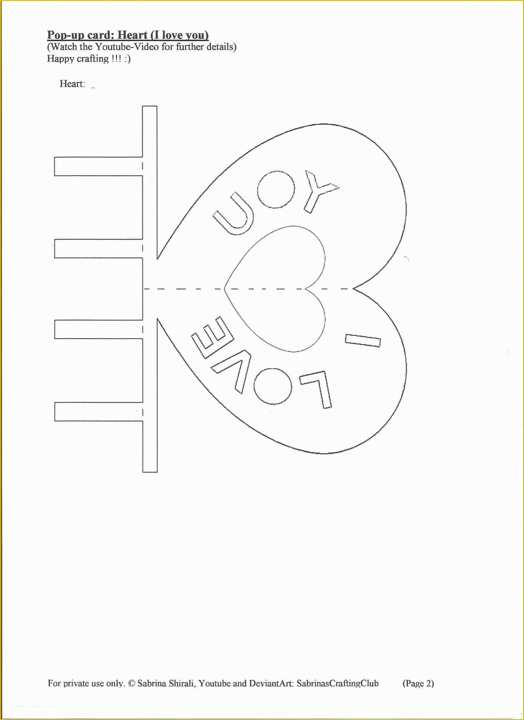 044 Template Ideas Pop Up Cards Templates Card Free Download In Free Printable Pop Up Card Templates