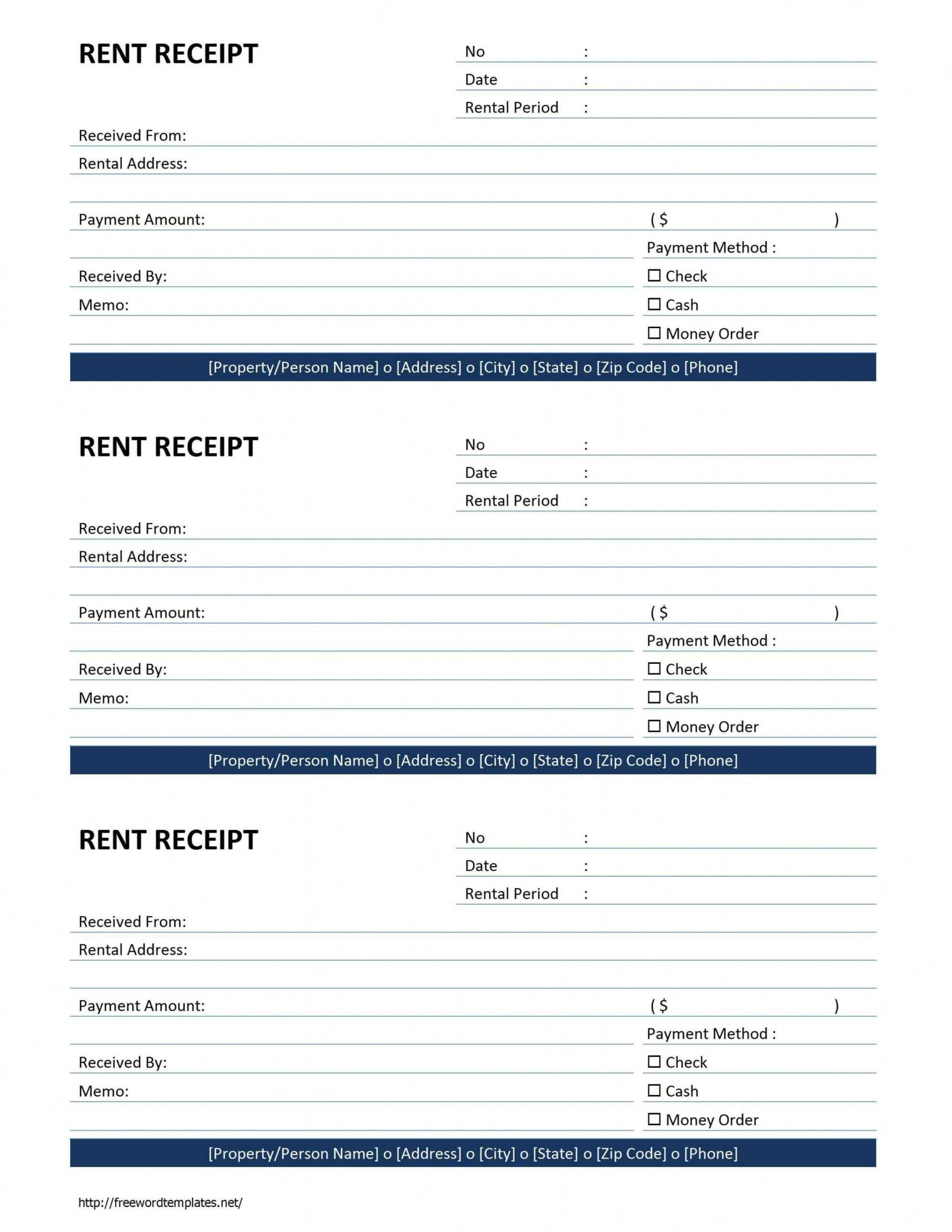 10+ Free Rent Receipt Template | Billy Star Ponturtle Intended For Doctors Invoice Template