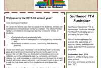 11+ Kindergarten Newsletter Templates Free Samples, Examples in Free School Newsletter Templates