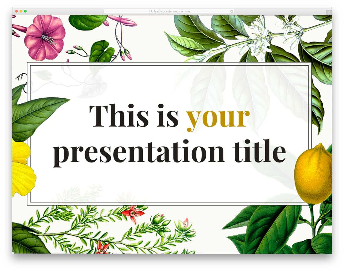 26 Best Hand Picked Free Powerpoint Templates 2020 - Uicookies With Regard To Fancy Powerpoint Templates