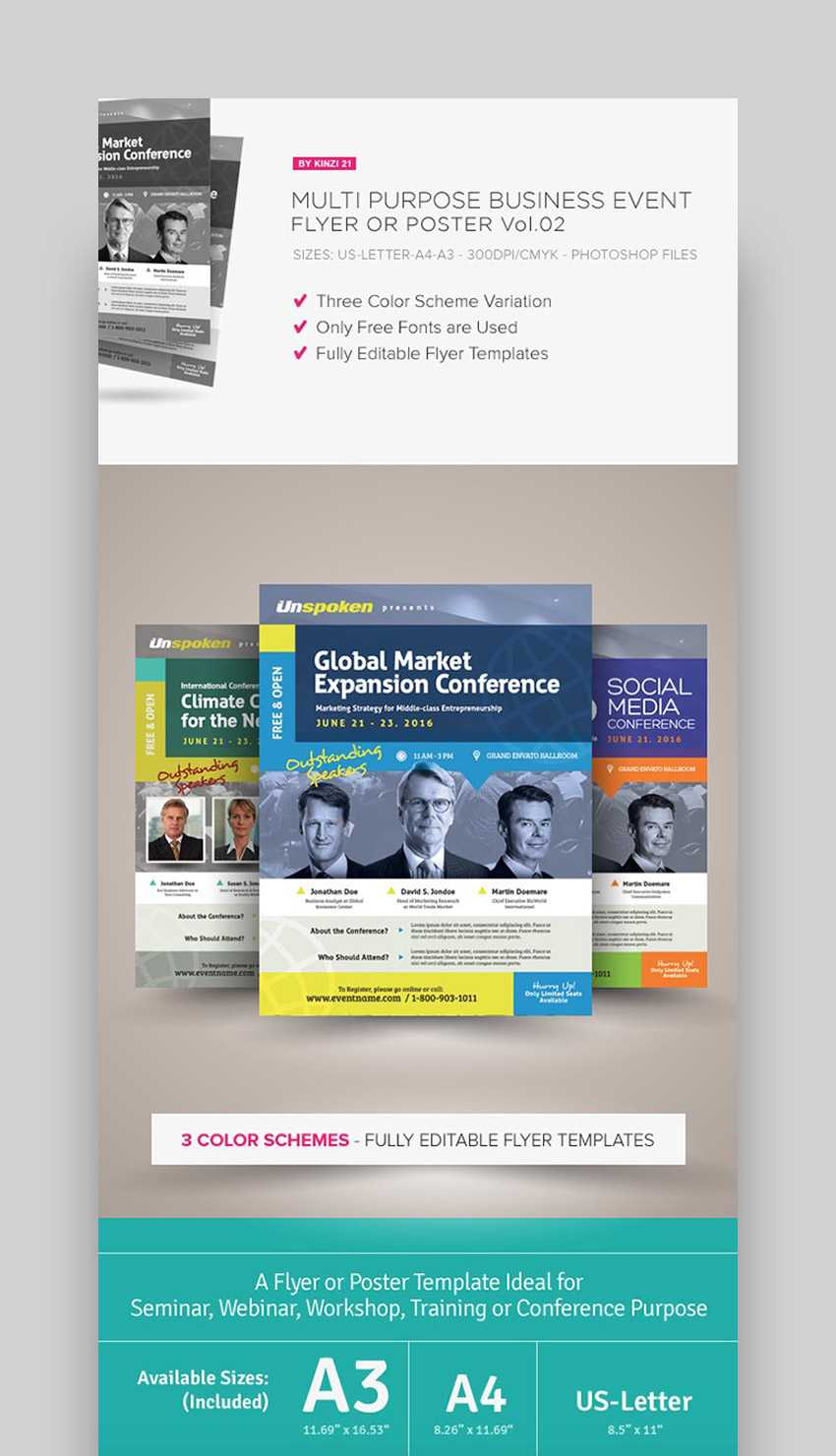 35+ Business Flyer Templates (Creative Layout Designs Inside Flyer Templates For Small Business
