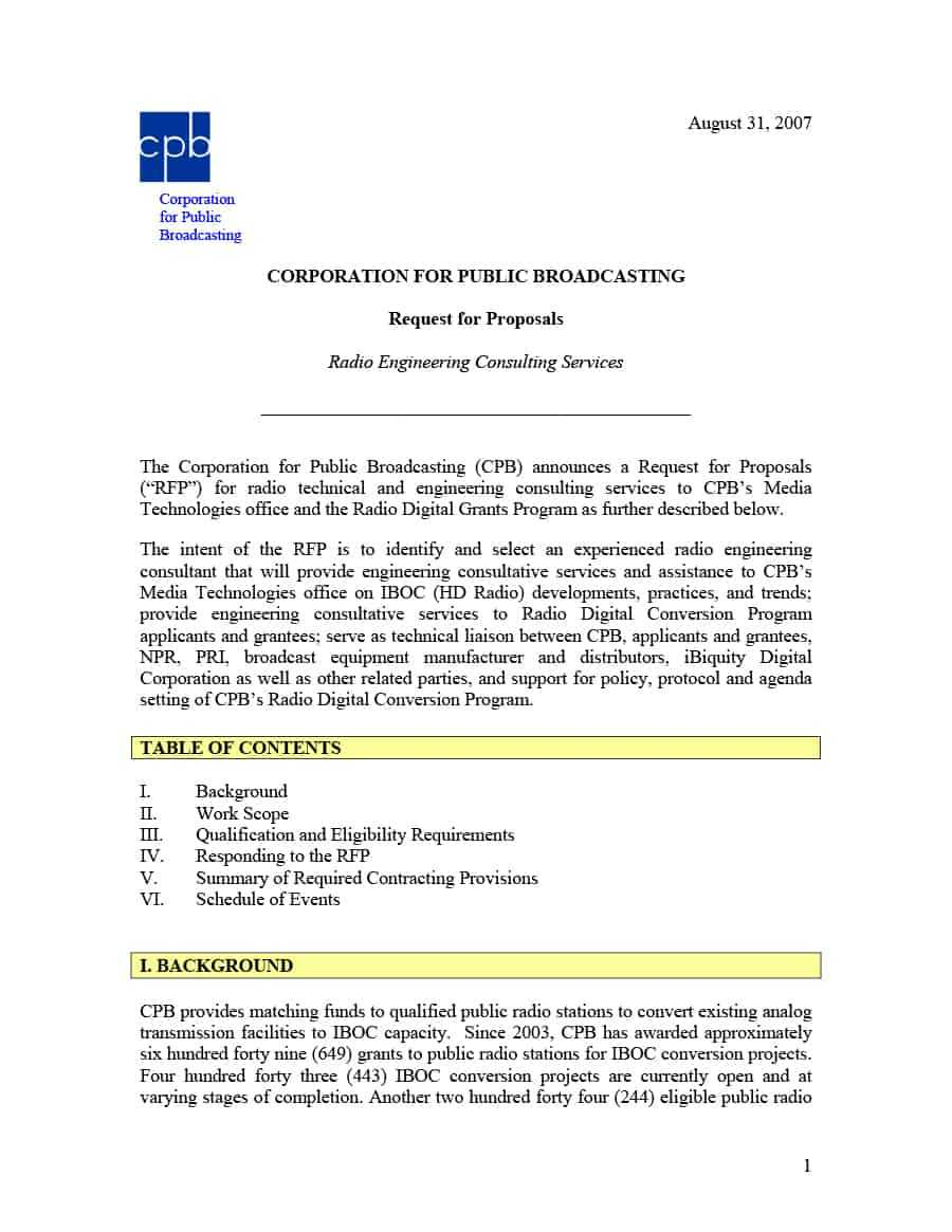 39 Best Consulting Proposal Templates [Free] ᐅ Template Lab Throughout Engineering Proposal Template