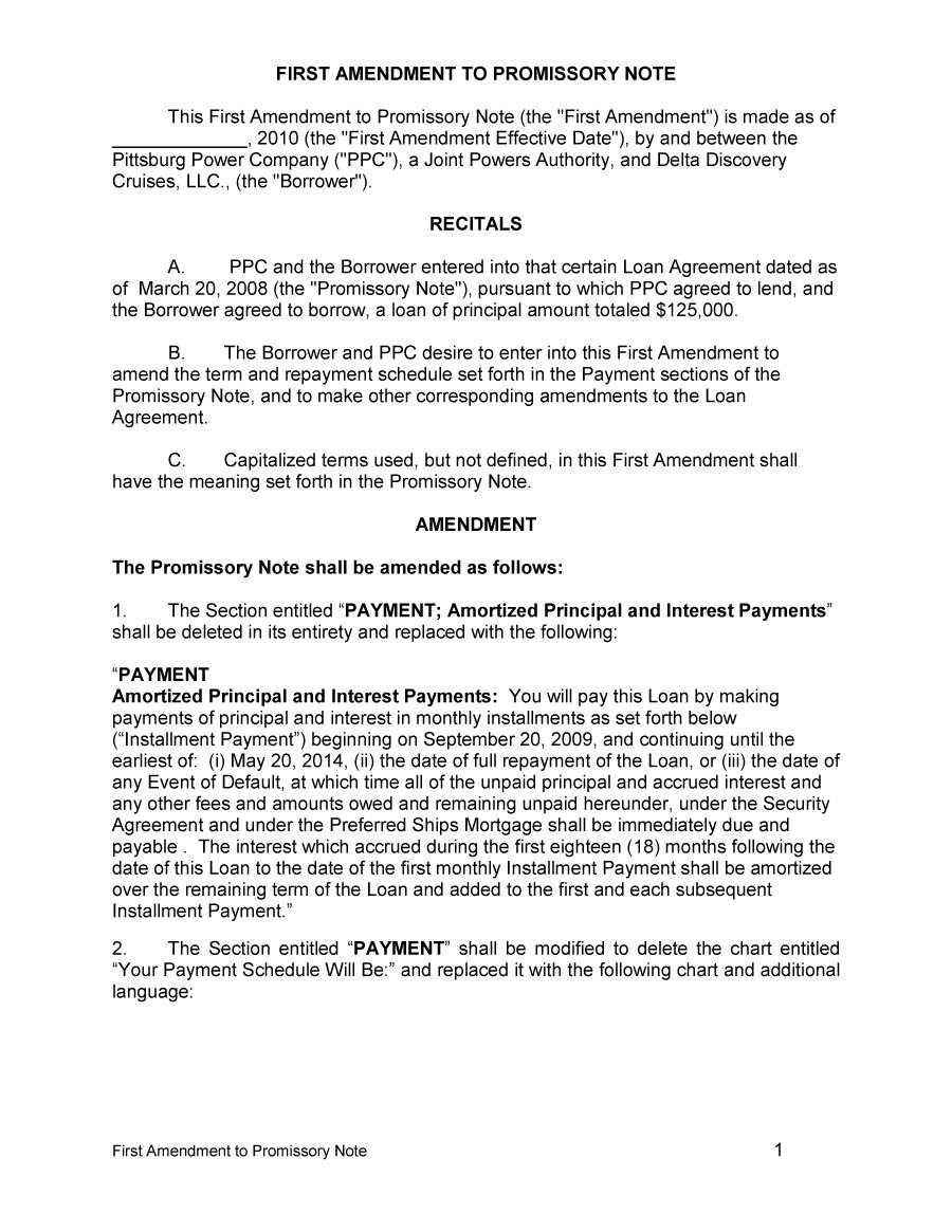 45 Free Promissory Note Templates & Forms [Word & Pdf] ᐅ Throughout File Note Template Legal