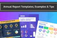 55+ Customizable Annual Report Design Templates, Examples & Tips in Creating Label Templates In Word