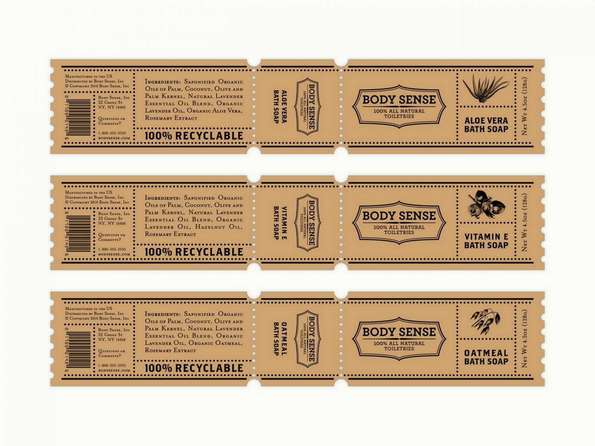5B81 Soap Labels Template | Wiring Resources Pertaining To Free Printable Soap Label Templates