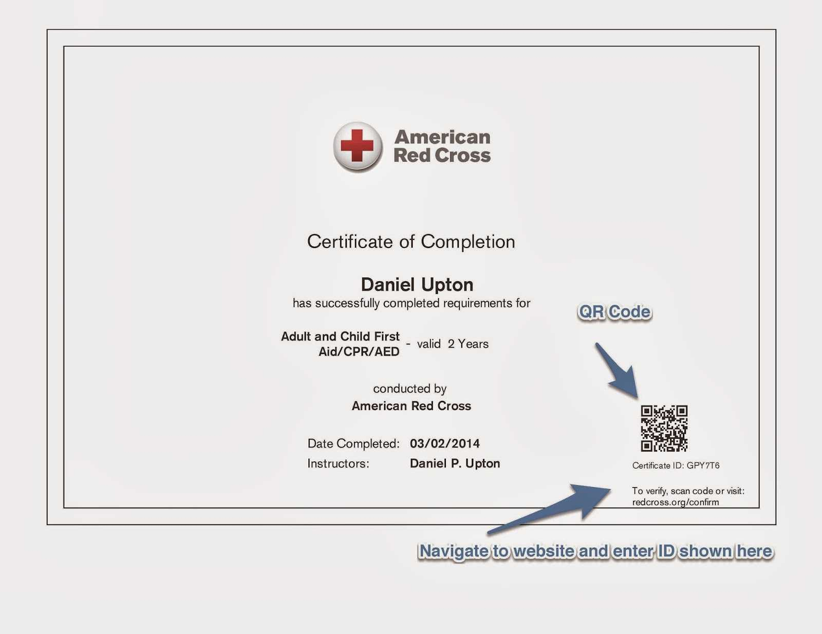 American Red Cross Cpr Card Template ] - Aha Training Center Regarding Cpr Card Template