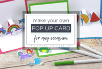 Build Your Own 3D Card With Free Pop Up Card Templates – The for Diy Pop Up Cards Templates