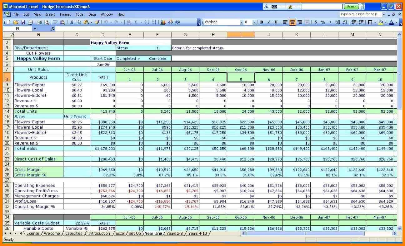 Business Excel Templates - Colona.rsd7 Inside Excel Templates For Small Business Accounting