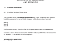 Certificate Of Destruction Template – Fill Online, Printable in Free Certificate Of Destruction Template
