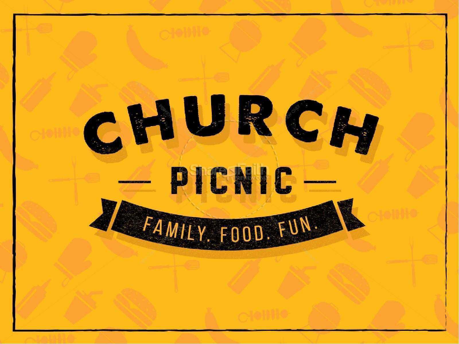 Church Picnic Flyer Templates - Cards Design Templates Inside Church Picnic Flyer Templates