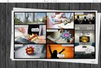 Comic Book Presentation Prezi Template | Prezibase intended for Comic Powerpoint Template