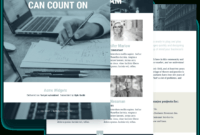 Consulting Proposal Template – Free Sample   Proposify with regard to Consultant Proposal Template