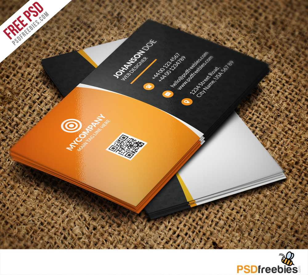 Corporate Business Card Bundle Free Psd | Psdfreebies Inside Free Psd Visiting Card Templates Download