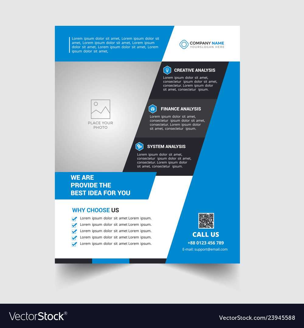 Corporate Flyer Template With Regard To Email Flyer Template