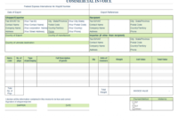 Create An Invoice In Word Free Excel Templates Smartsheet Ic inside Excel Invoice Template 2003