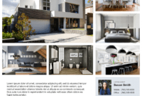 Create Free Real Estate Flyers | Zillow Premier Agent with Free House For Sale Flyer Templates
