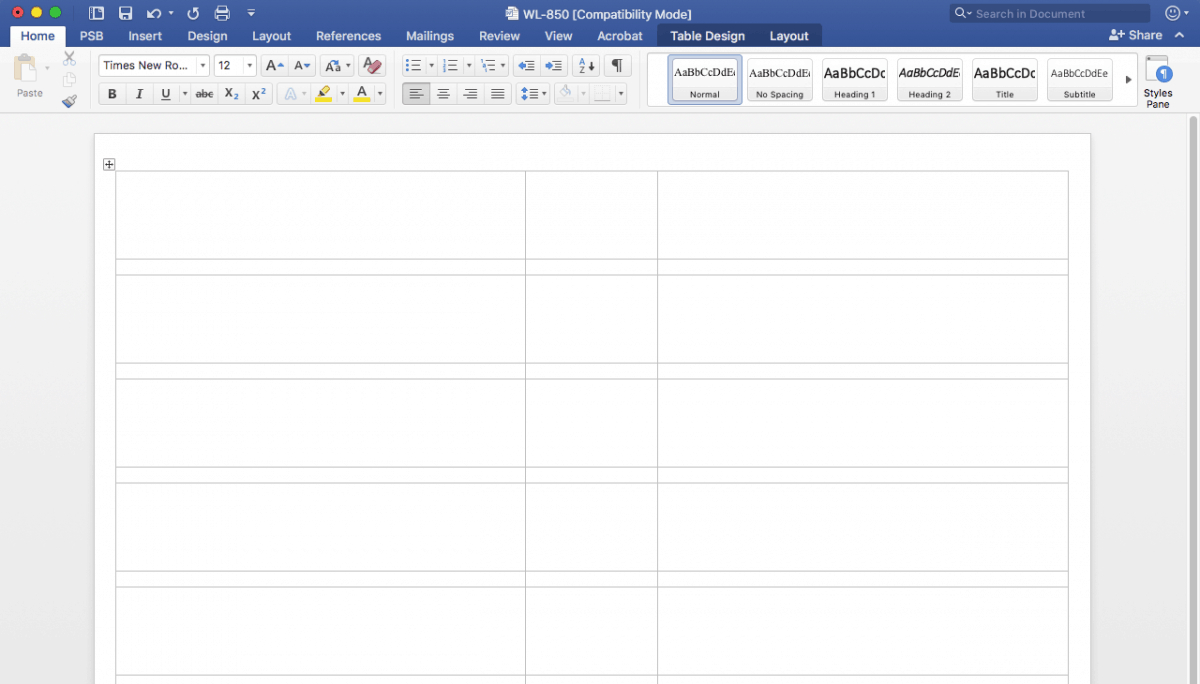 Creating File Folder Labels In Microsoft Word In Free Templates For Labels In Word