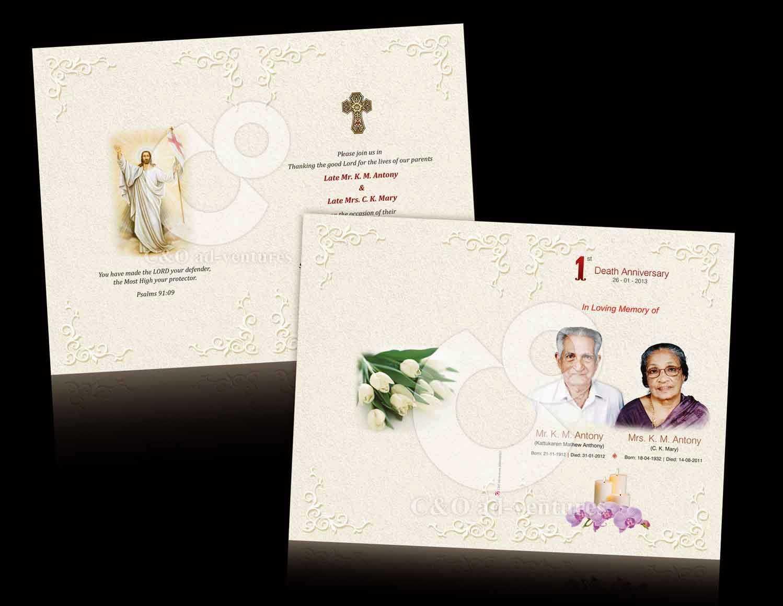 Death Anniversary Cards Templates ] - Card Templates Free For Death Anniversary Cards Templates