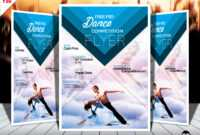 Download] Dance Competition Flyer Psd | Psddaddy throughout Flyer Design Templates Psd Free Download