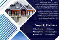Download Free Property For Sale Real Estate Flyer Design within Free House For Sale Flyer Templates
