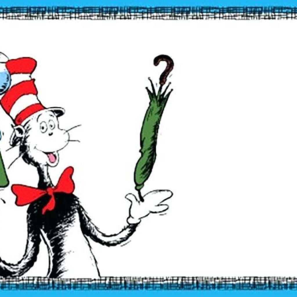 Dr Seuss Flyer Template - Cards Design Templates Within Dr Seuss Flyer Template