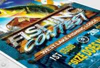 Dribbble – 06_Fishing-Contest-Flyer-Templatelionel with regard to Contest Flyer Template