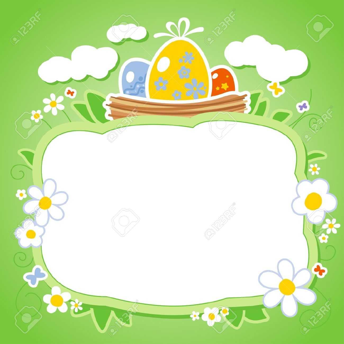 Easter Card Designs Ks2 Easter Card Template Design Easter With Regard To Easter Card Template Ks2