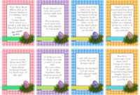 Easter Egg Hunt Clue Templates Easter+Egg+Hunt++Printable+ with Clue Card Template