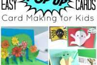 Easy Pop Up Card How To Projects – Red Ted Art inside Diy Pop Up Cards Templates